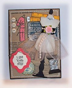 Splitcoaststampers FOOGallery - FS260 - Stylish in Coral