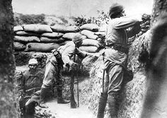 turkish trenches at gallipoli - Google Search