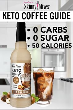Good Healthy Recipes, Keto Recipes, Healthy Foods, Keto Coffee Recipe, Coffee Recipes, Keto Shakes, Low Carb Drinks, Healthy Food To Lose Weight, Alcohol Drink Recipes
