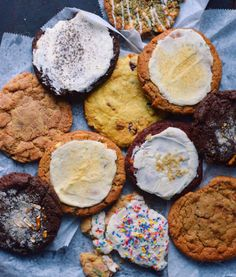 """Schmackary's Cookies are by far the best in the city! Especially their funfetti flavor."" —Nicole Ackman, Facebook"