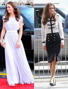I confess, I love all things Kate. I may be American but if I had a future queen it would be her.