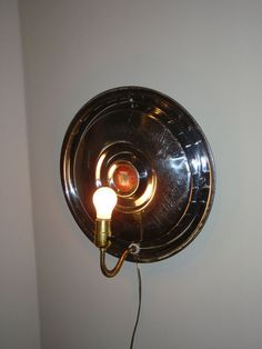 Man cave wall sconce hanging lamp Ford classic by lisalawrence1967, $75.00