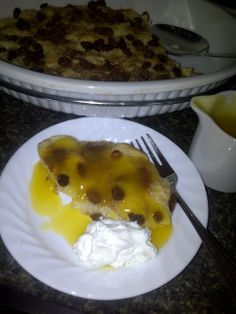 pudding with lemon sauce Lemon Sauce, I Foods, Pudding, Desserts, Tailgate Desserts, Postres, Deserts, Puddings, Dessert