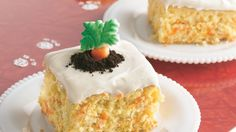 Carrot cake is one of those dessert that I simply love, so I am always on the look out for new recipes to try out, so I have found a...