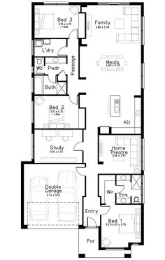 Gallery - Dechellis Homes Floor Plans, House Design, Homes, Flooring, How To Plan, Gallery, House Ideas, Life, Houses