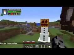#PopularMMOs #Pat and #Jen #Minecraft - CYBER ATTACK CHALLENGE GAMES - M...
