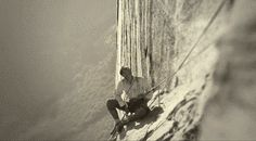 They set their sights higher than anybody else. | 14 Reasons Rock Climbers Defy The Laws Of Nature