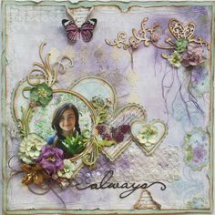 Always **NEW Kit Page for The Scrapbook Diaries** - Scrapbook.com