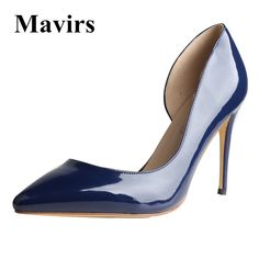 MAVIRS Brand Sexy Women Shoes 2018 Spring 12CM Stiletto High Heels Black Brown Red Women Pumps Sapato Feminino US Size 5~15  Price: 70.68 & FREE Shipping  #nice