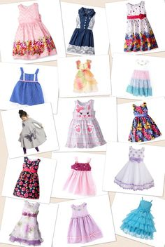 Easter Dresses for Girls Under $20 from Amazon