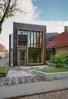 Samrode / Krists Karklins & Arhitektūras Birojs