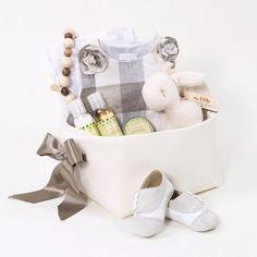 Designer Luxury Baby Gift Basket at Bonjour Baby Baskets