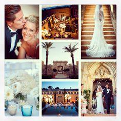 #hochzeit #mallorca #caprocat #llucmajor #hilton #church #weddingplanner #realwedding #türkis #turquoise Wedding Design and Organization by www.prime-moments.com