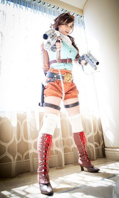 Steampunk Lara Croft | Flickr - Photo Sharing!