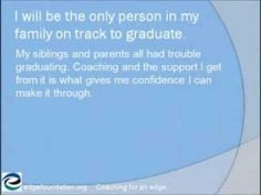 ADHD Coaching Testimonials from Edge Foundation. Getting you the results you desire.