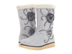 Spring Step - Saosi (Grey) Women's Cold Weather Boots