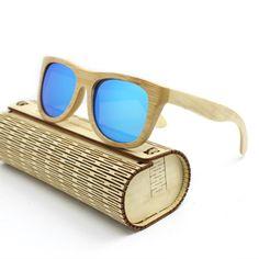 4def4d42af 2016 TOP Brand Designer Men s Skateboard Wood Polarized Sunglasses With  Gift Box