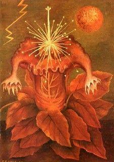 Flower of Life, Flor de la Vida, Frida Kahlo