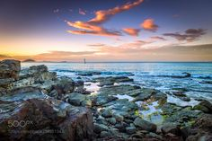 WHITE SAILS IN THE SUNSET by rove