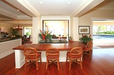 Decor, Furniture, Dining, Dining Table, Table, Home Decor, Hawaii Homes