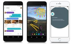 Google has launched a smart messaging app called Allo that it hopes will rival WhatsApp, Facebook's Messenger and Apple's iMessage.