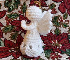 Charity - A Crochet Angel Ornament https://oombawkadesigncrochet.com/2017/11/charity-a-crochet-angel-ornament.html