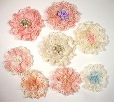 eyelet flowers