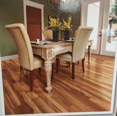 I'm putting this in my Living Room! LVP Luxury Vinyl Plank Flooring - Metroflor - Engage Select -  Sugar Wood Maple - Casa Color.