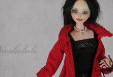 ooak Art doll Natalie by Nashelale