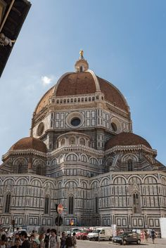 The beauty of Florence, Italy