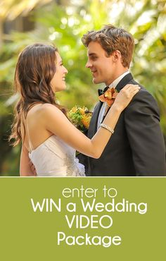 Who will be the first to enter our new giveaway to WIN a Full Wedding Videography Package valued at $5000! www.nstpictures.com #weddingcinematography