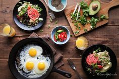 Photo Quinoa Black Beans and Eggs by George Crudo on 500px
