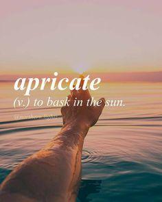 English language beautiful words must know