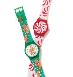 "Holiday Novelty Watch --Can you say ""Stocking Stuffers""?:) $9.99"