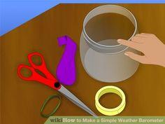 Image titled Make a Simple Weather Barometer Step 1