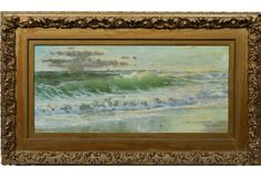 Summer Waves by Evelyn Bicknell