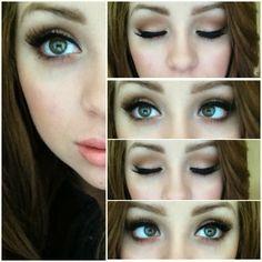 My Favorite Everyday Matte Eye Look