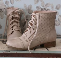 coturno - boots - nude - inverno 2015 - Ref. 15-7802
