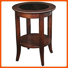 Round Side Table - Improve your home (*Amazon Partner-Link)