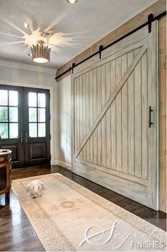 Awesome Barn Door -