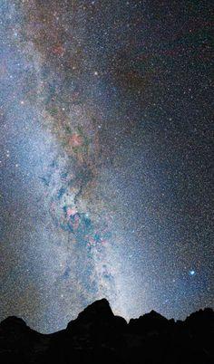 La Via Lattea, la nostra galassia!