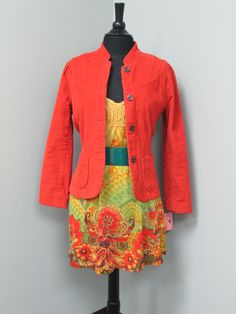 A cheerful look for just $20 head-to-toe from Arc's Value Village!