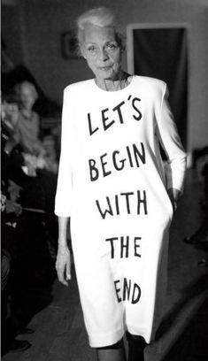 Starting an Old Ladies Revolution One T-Shirt at a Time | Senior Planet  #fashion #seniorfashion #fannykarst
