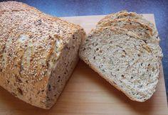 10 fantasztikus kenyér Graham-liszttel