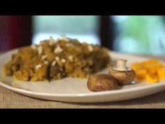 Risotto integral de Abóbora Hokkaido e Cogumelos - YouTube
