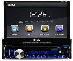 BOSS Audio In-Dash Single-Din 7-inch Motorized Detachable Touchscreen DVD/CD/USB/SD/MP4/MP3 Player Receiver Bluetooth Streaming Bluetooth Hands-free with Remote by BOSS, http://www.amazon.com/dp/B004S55GWK/ref=cm_sw_r_pi_dp_ctWRub1PXV22B