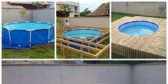 5 piscinas improvisadas e mais acessíveis para aliviar o calor