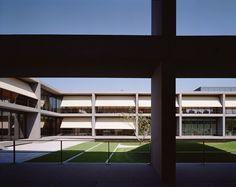 David Chipperfield Architects – Ernsting Service Centre