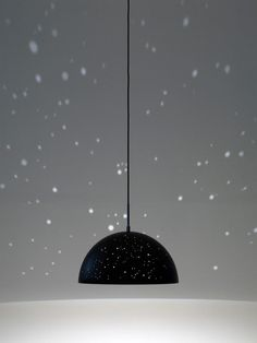 Starry Light, a collection of constellation lamps, comes from a collaboration between graphic designer Anna Farkas, of Anagraphic