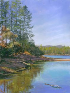 Pastel Paintings by Don Rantz
